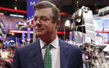 Special Report: Paul Manafort and associate indicted