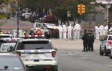New York terror suspect allegedly practiced attack