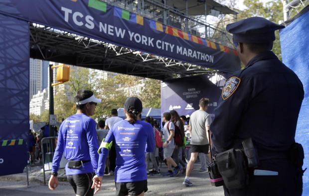 Bike Path Attack Marathon
