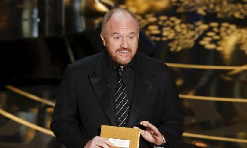 Five women accuse Louis C.K. of sexual misconduct