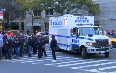 Many of the injured taken to Bellevue Hospital