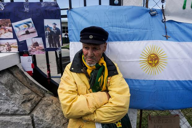 ARGENTINA-SUBMARINE-MISSING