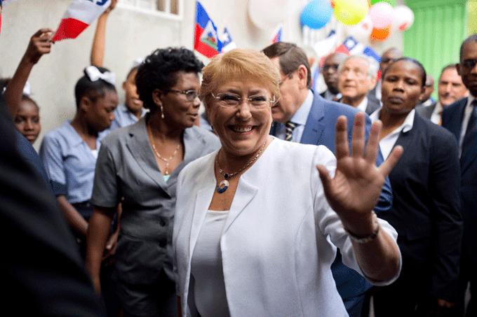 Résultats de recherche d'images pour «haitiano apresan in chile»